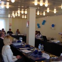 ОАО «Белгородпромстройбанк» провел очередную встречу с крупными участниками рынка недвижимости Белгородской области в этот раз в г. Губкине!