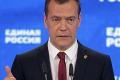 Медведев: происходит увековечивание санкций США в отношении РФ