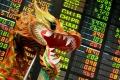 Азиатские биржи рухнули вслед за падением Dow Jones
