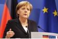 Меркель обеспокоена ситуацией на мировых биржах из-за падения Dow Jones