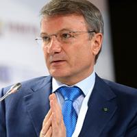Греф отреагировал на попадание в «кремлевский список» США