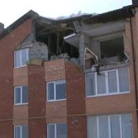 Дом после взрыва в посёлке Северном восстановят к лету