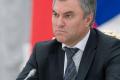 Володин допустил введение уголовного наказания за исполнение санкций США