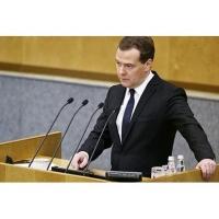 Медведев объявил о повышении ставки НДС до 20%