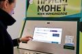 В московских торговых центрах появятся «финансовые терминалы» для обмена монет с новым функционалом