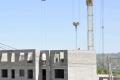 На стройке в Новой Жизни белгородские приставы арестовали башенный кран