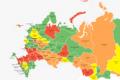 Белгородская область оказалась в числе самых протестных регионов