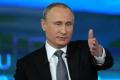 Путин: «Мы можем сконцентрировать колоссальные финансовые ресурсы на развитие РФ»