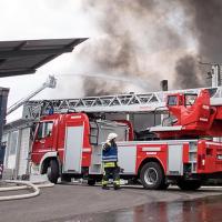 Белгородские депутаты хотят обязать торговые центры иметь свои пожарные службы